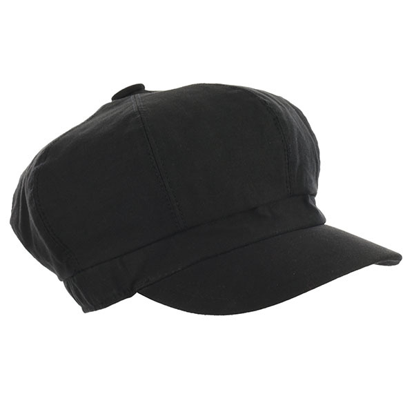 dc11a52ded9 Chemo Hair Loss Cotton Cap Newsboy Cancer Patient Hat Head Cover ...