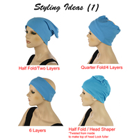 Multi-functional Hat Liner