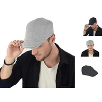 Men's Jersey Cotton Pageboy Ivy Hat