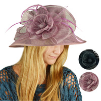 Millinery Evening Hat