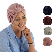 Striped Cotton Turban
