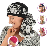 Looped Cotton Turban - Denise
