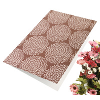 Greeting Card-Floral Franzy | Pattern 5