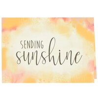 Greeting Card - Sending Sunshine